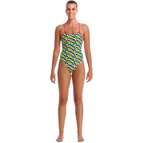 Funkita Eco Strapped In One Piece Badpak Dames, toucan do it